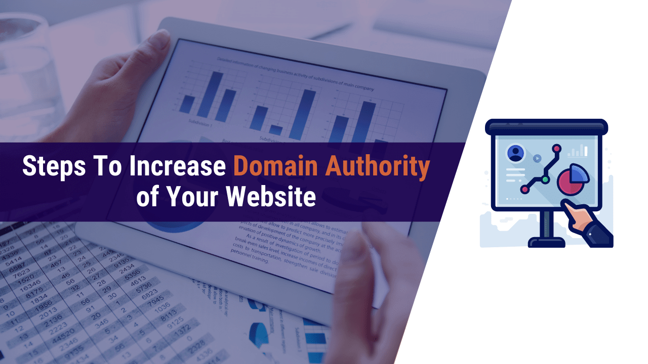 increase domain authority