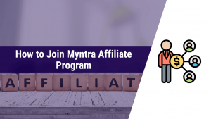 how to join myntra affiliate program